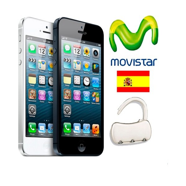 Liberar Iphone S Movistar