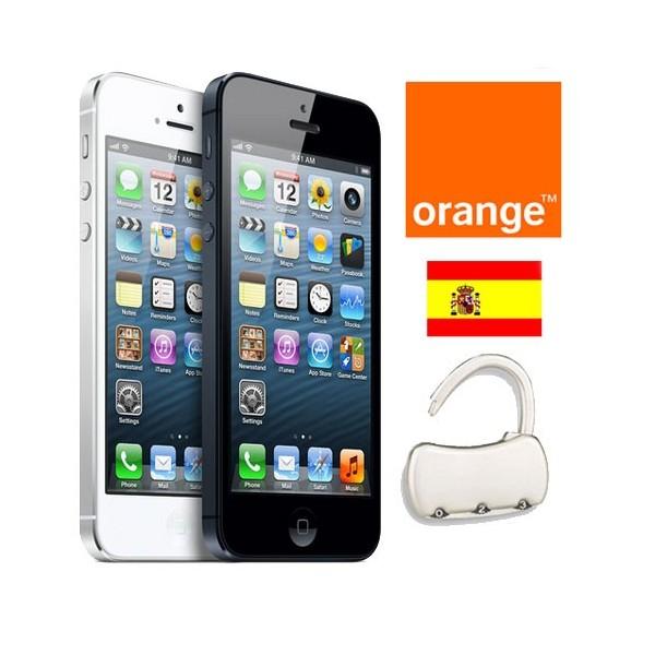 Liberar Iphone S Orange