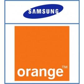Liberar SAMSUNG Orange España NCK