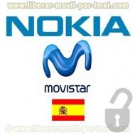 Liberar NOKIA Movistar Especial
