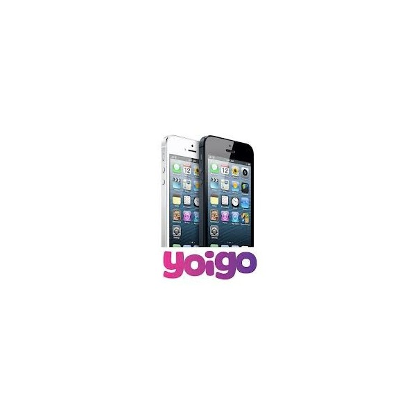 desbloquear iphone 5 yoigo