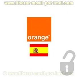 Liberar Marca Orange por IMEI