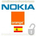 Liberar NOKIA BB5 ORANGE por IMEI