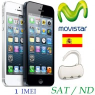 Liberar iPhone Movistar SAT