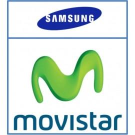 Liberar SAMSUNG Movistar España NCK
