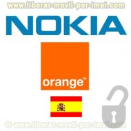 Liberar NOKIA BB5 ORANGE por IMEI